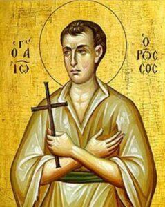 Όσιος Ιωάννης ο Ρώσος ο Ομολογητής και Θαυματουργός