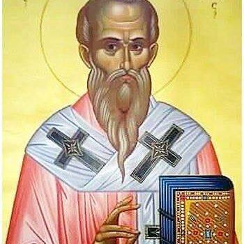 Ο Άγιος Αλέξανδρος ο Αρχιεπίσκοπος Αλεξανδρείας